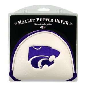 Kansas State Wildcats Mallet Putter Cover Headcover