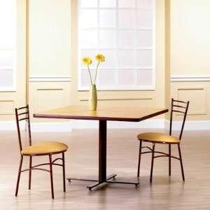 Aluminum(no color) Grand Rapids Chair Cassandra Custom Square Laminate