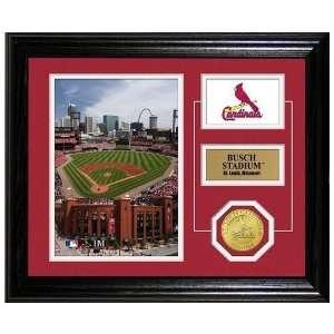 MLB St. Louis Cardinals Busch Stadium Desktop Photo Mint