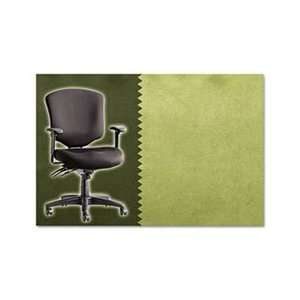 Wrigley Pro Series Mid Back Multifunction Chair, Pseudo Lettuce