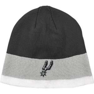 San Antonio Spurs NBA Series Team Logo Knit Hat