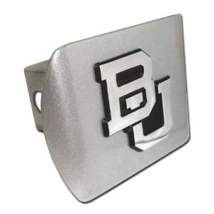 NCAA College Metal Trailer Hitch Cover Fits 2 Inch Auto Car Truck