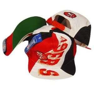 NFL SAN FRANCISCO 49ERS FLAT BILL SNAPBACK VINTAGE HAT