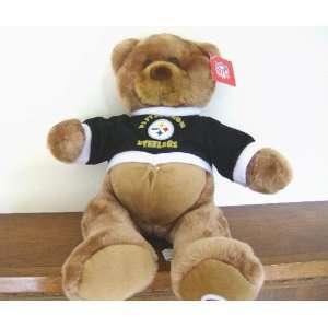 NFL PITTSBURGH STEELERS PLUSH BEAR