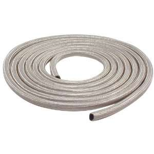 39625 Stainless Steel Flex Heater Hose   25 Inches Long Automotive
