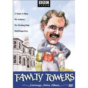 John Cleese, Prunella Scales, Connie Booth, Andrew Sachs: Movies & TV