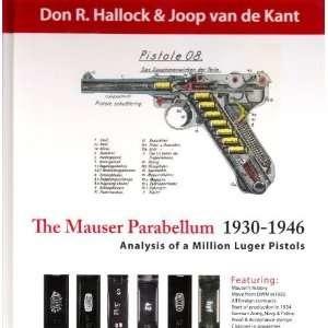 Luger Pistols (9780982690307) Don Hallock, Joop van de Kant Books