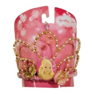 Barbie Sparkling Tiara Toys & Games