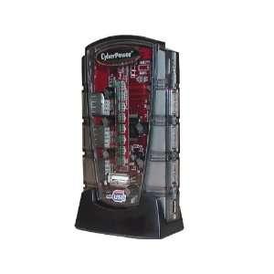 CyberPower High Speed 7 Port USB Hub Electronics