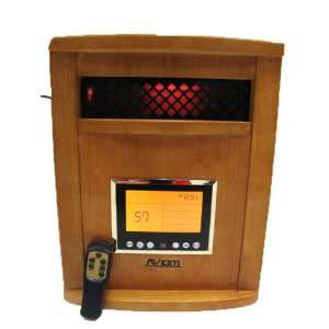 Aviditi RD 15R RAVI Infrared Quartz Heater with Remote