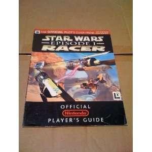 Star Wars Episode I Racer (Nintendo Power Official Player