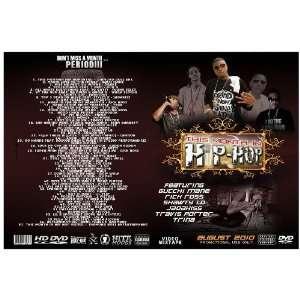 AUGUST 2010   HIP HOP DVD & BONUS CD   RAP EDITION Movies & TV