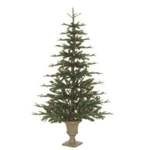 Pre lit Flat Christmas Tree, 5