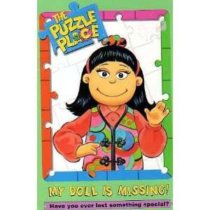 My Doll Is Missing (Easy to Read Books) (9780448413136