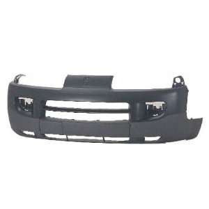 TY5 Saturn Vue Primed Black Replacement Front Bumper Cover Automotive