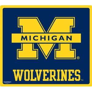 Wow!Pad 78WC023 Michigan Collegiate Logo Desktop Mouse Pad