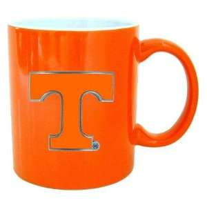 Tennessee Volunteers NCAA 2 Tone Coffee Mug Sports & Outdoors