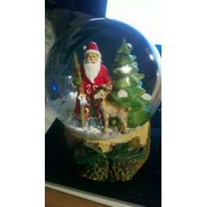Holiday Snow Globe Everything Else