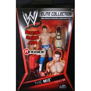 Mattel WWE Wrestling Exclusive Elite Collection Wrestle