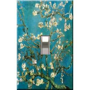 Decorative Single Light Switchplate Cover