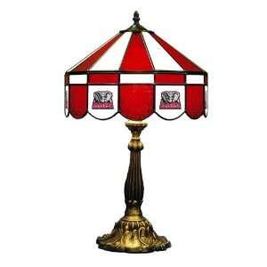 Alabama Crimson Tide 16 Table Lamp