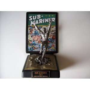 Comic Book Champions Pewter Sub Mariner Toys & Games