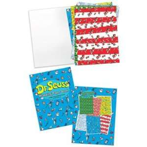 Hat, One Fish Etc Gift Wrap Wrapping Paper Set