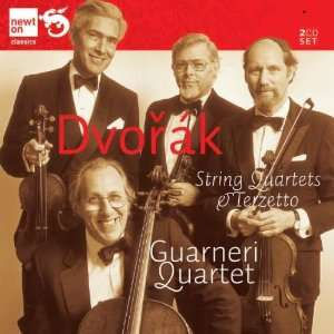 Dvorak Late String Quartets Guarneri Quartet, Dvorak Music