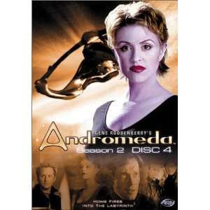 Andromeda Season 2 Volume 4 (Episode 208 209) Kevin Sorbo