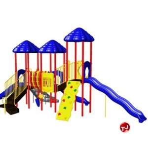 Play Today Up & Away Double Deck Deluxe Tower Playsystem