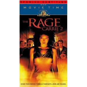 The Rage Carrie 2 [VHS] (1999)
