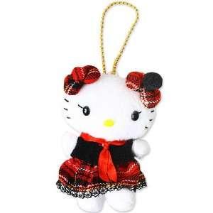 [Hello Kitty] Tokimeki girl mascot holder TM Sanrio