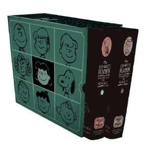 The Complete Peanuts, 1959 1962 (2 Volume Set) Books