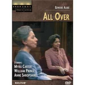 All Over (Broadway Theatre Archive) Myra Carter, Ann Lynn