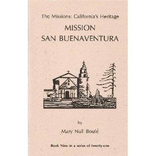 Mission San Buenaventura (Missions of California