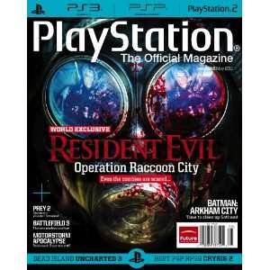 PlayStation The Official Magazine (1 year)  Magazines