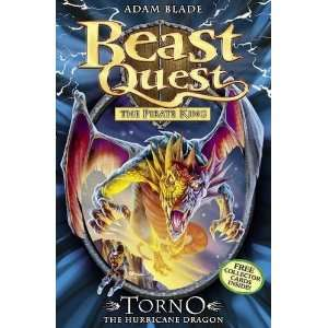 Torno the Hurricane Dragon (Beast Quest the Pirate King) [Paperback]