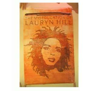The Miseducation Of Lauryn Hill Poster The Fugees