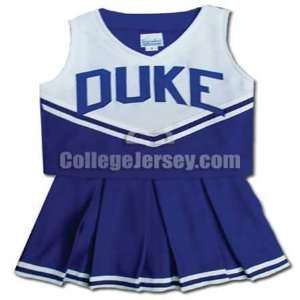 Duke Blue Devils Cheerleader Outfit Memorabilia. Sports