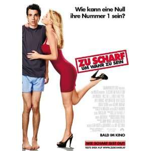 Shes Out of My League Poster Austrian 27x40 Jay Baruchel Mike Vogel