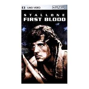 Rambo   First Blood [UMD for PSP] Kurt Russell, Viveca
