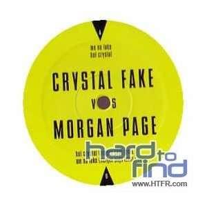 Me No Fake [Vinyl] Crystal Fake Vs Morgan Page Music