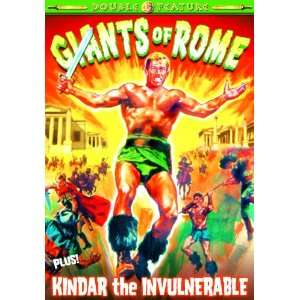 Giants of Rome (1964) / Kindar the Invulnerable (1964