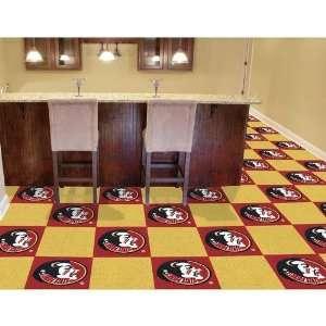 Florida State Seminoles NCAA Team Logo Carpet Tiles
