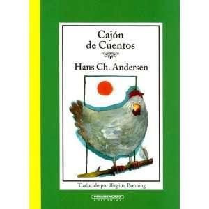 Hans Christian Andersen (Cajon de Cuentos) (Spanish