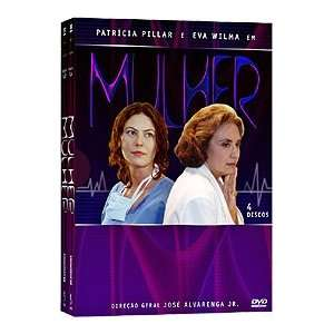 MULHER (TV SERIES) (1998) (4PC)   MULHER (TV SERIES) (1998