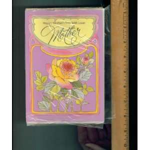 HAPPY MOTHERS DAY WITH LOVE MOTHER. MOTHERS DAY CARD