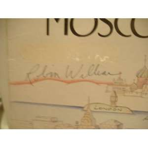 Alonso LP Signed Autograph Moscow On The Hudson: Home & Kitchen