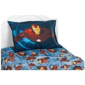 Iron Man Bedding Ideas