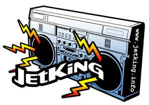 JetKing Logo Standard T (choice of colours)  JetKing Merchandise Shop